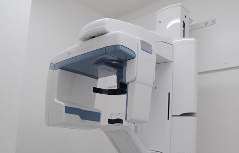 最新の治療機材・設備