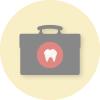 中辻歯科診療所では、訪問歯科診療に力を入れています。